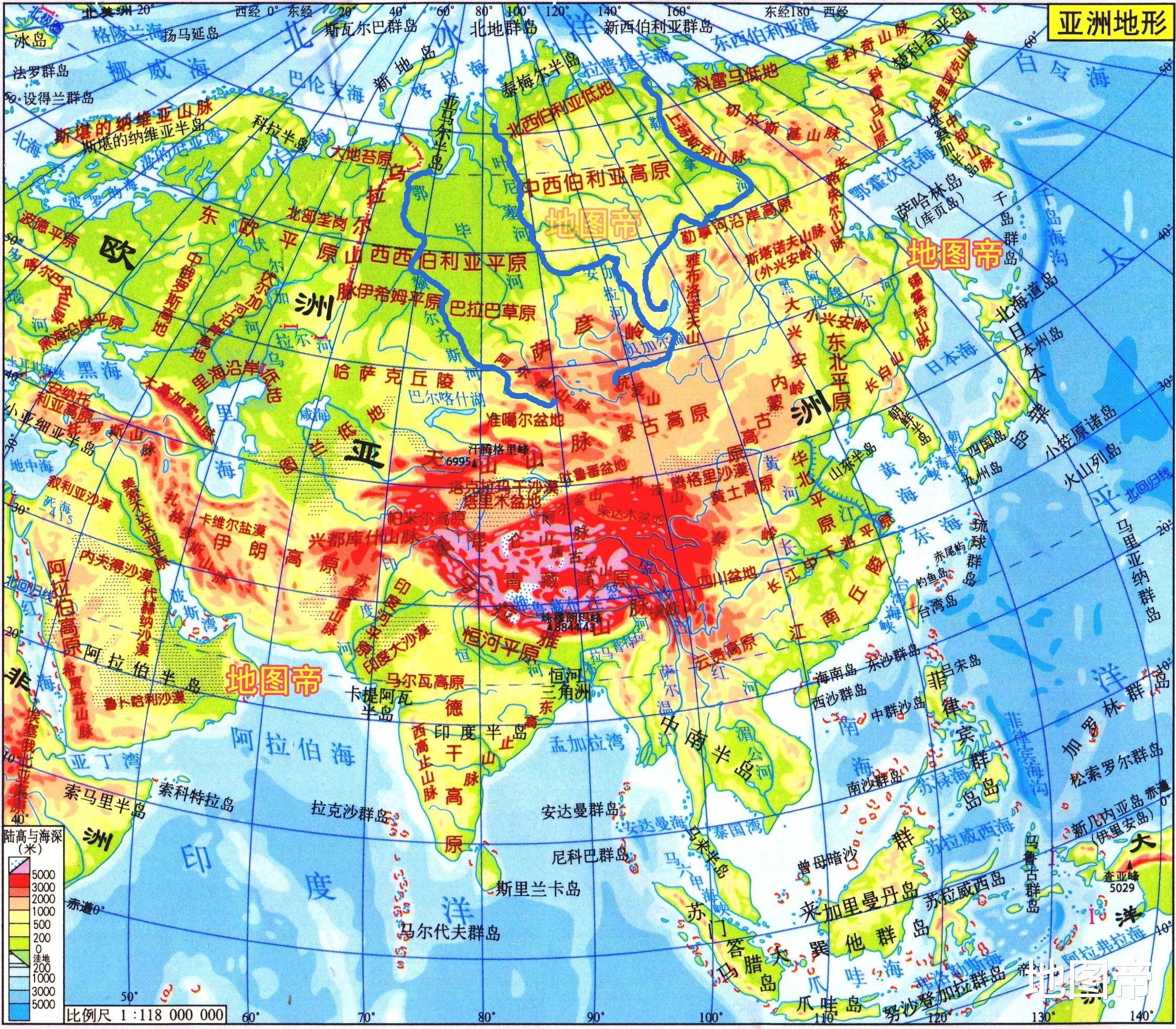 美國東西平衡發展, 俄羅斯為何不搞東部大開發?-圖2