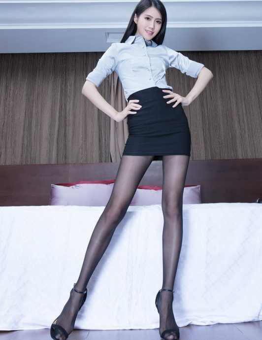 职业女性最爱的包臀裙和高跟鞋搭配原来是这样! 13