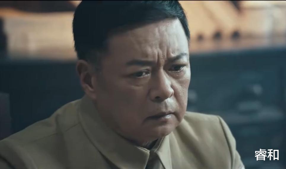 《瞄準》劇中的李局長才是真正大佬, 熟悉他的人都暴露瞭年齡-圖1