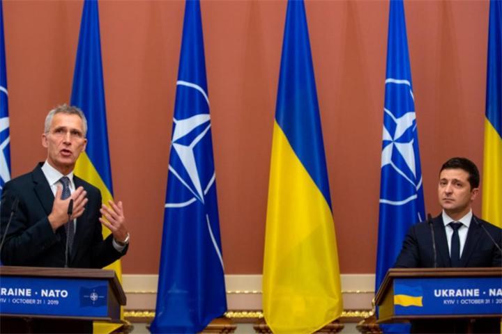 烏克蘭下最後通牒, 若德國不幫其加入北約, 將恢復研發核武器-圖1