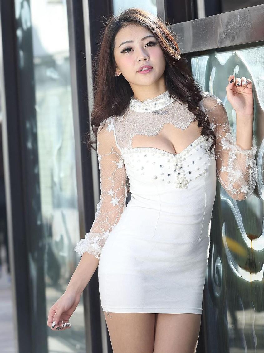 清凉连衣裙让你美丽, 穿出女神魅力 1