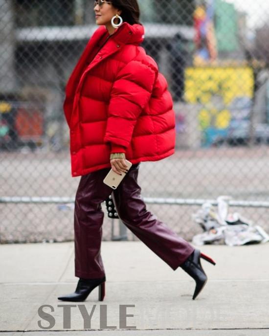 羽绒服, 4大穿搭秘诀让你保暖又时尚! 7