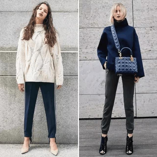 毛衣, 秋冬这样穿又美又温暖 7