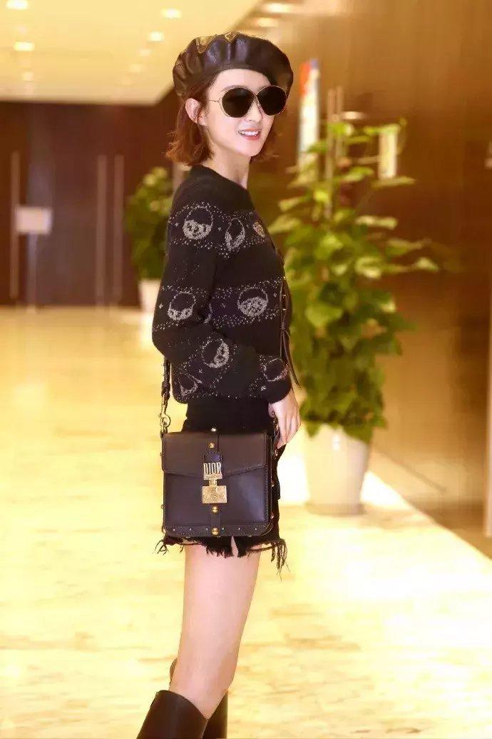 为什么赵丽颖会变成时尚小花? 2