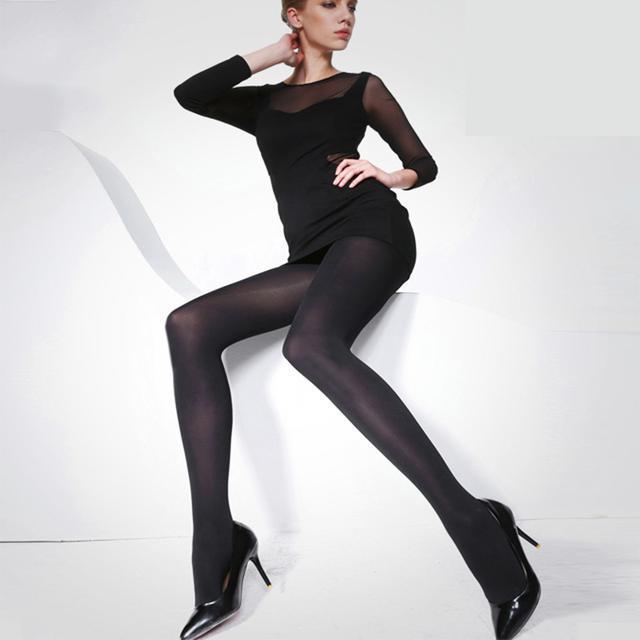 男人都喜欢女人穿这样的打底裤, 显瘦不止一点点 8