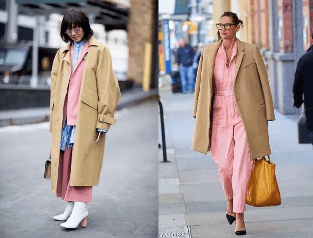 今年冬天穿这显贵的颜色, 保暖又时髦的大衣 20