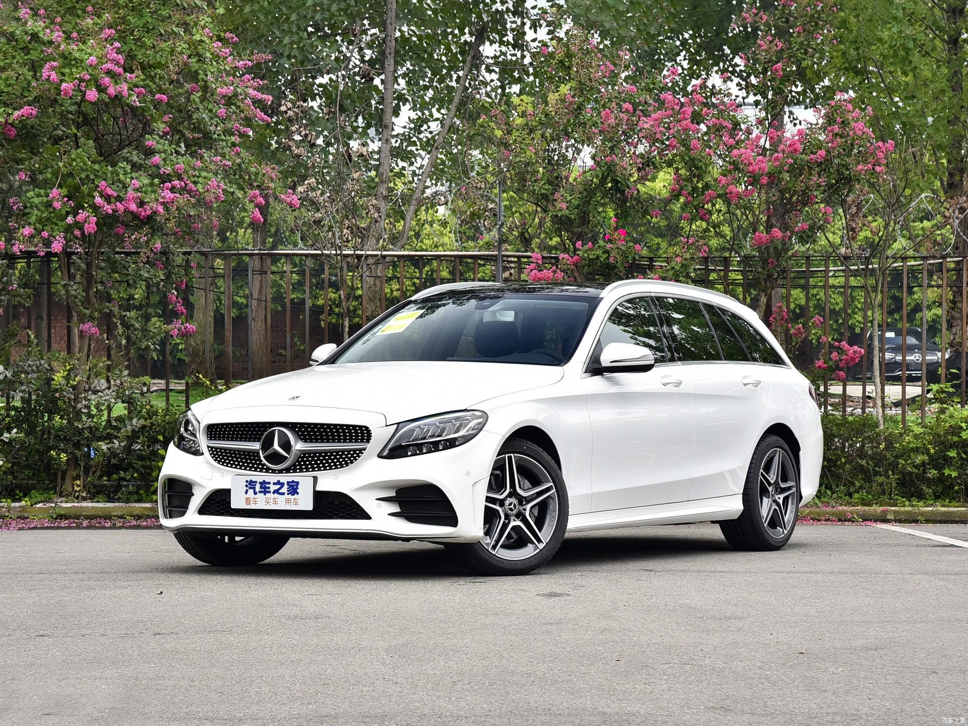 可選裝AMG風格套件, 2021款奔馳C級轎跑車上市, 售價34.68萬元起-圖1