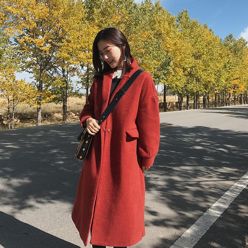 秋冬季出行, 百搭又显身材的呢子大衣师必备单品哦! 3