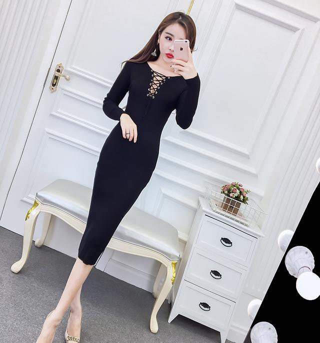 上了30岁的女人, 想要不看颜值看气质, 多穿这样的裙装更显韵味 2