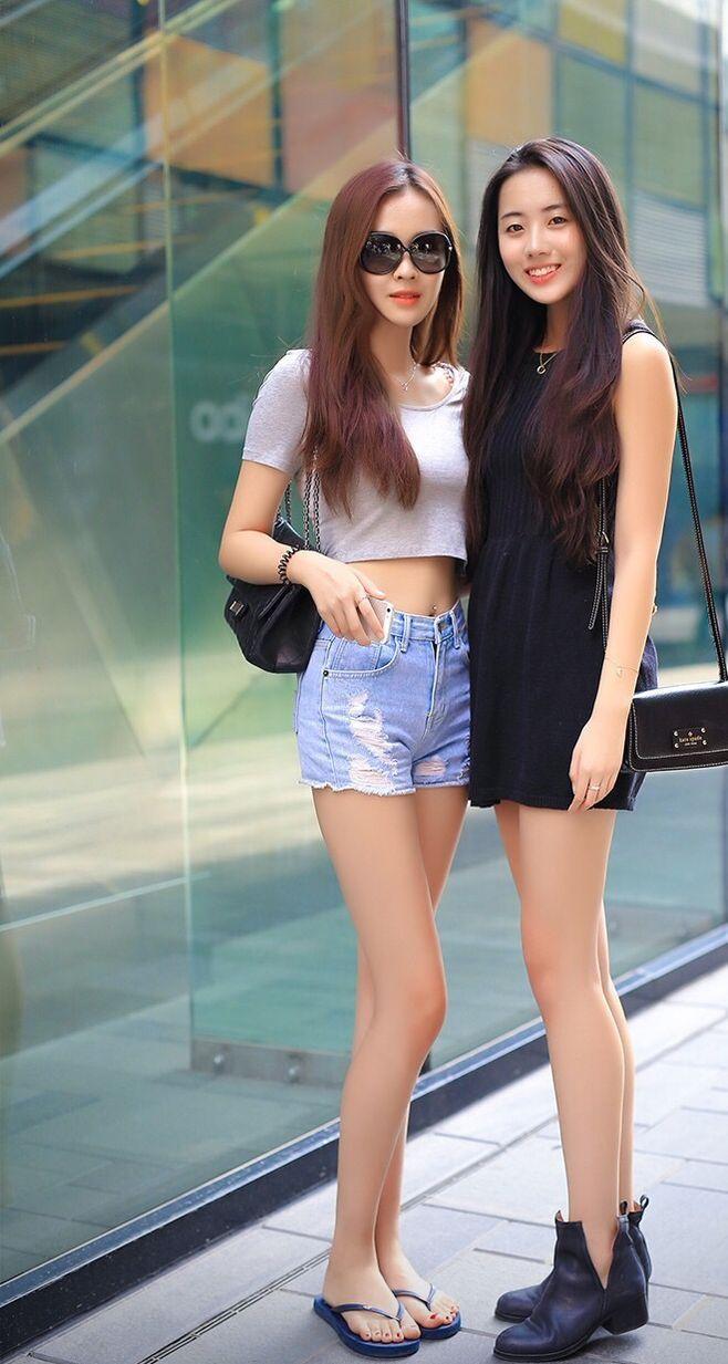 紧身裤设计风格很好, 青春靓丽, 非常有韵味 3