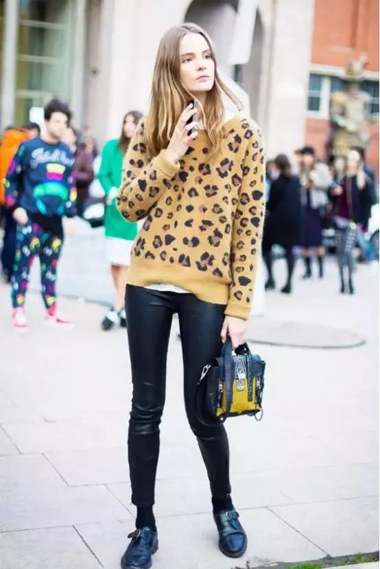 今年秋冬流行不露腿! 有这3条裤子才时髦! 10