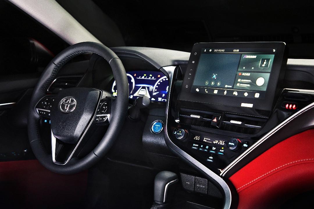 新款凱美瑞正式發佈, 顏值更高/升級車機系統, 2月25日上市!-圖8