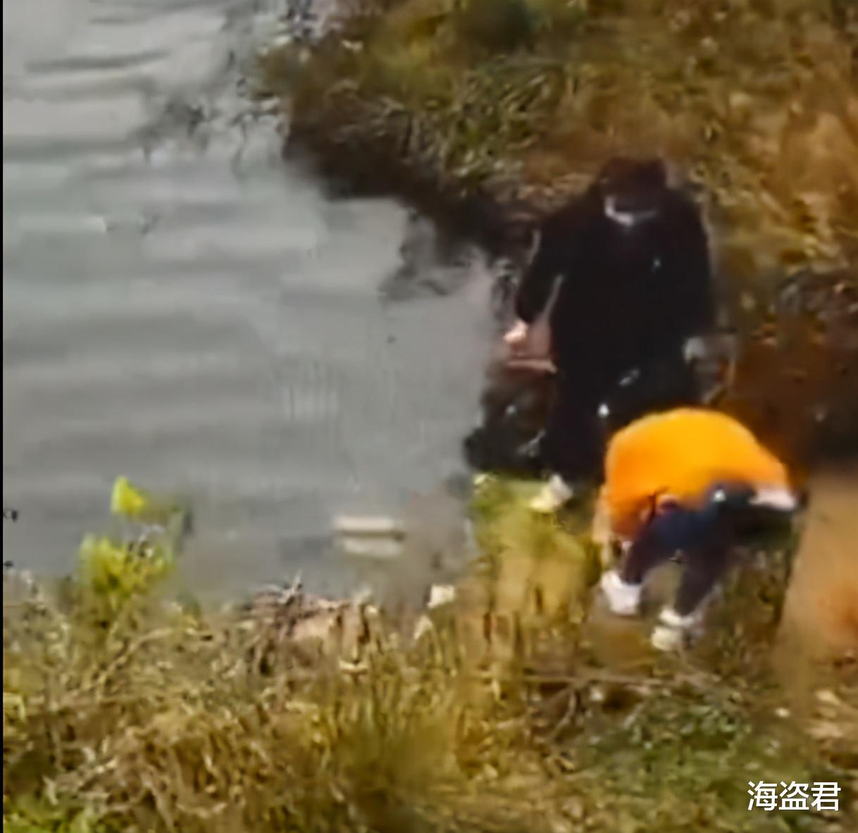 南京一女子陪閨蜜散心, 系鞋帶時被閨蜜推入水中, 因太用力雙雙溺亡-圖3