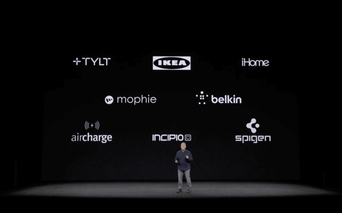 iPhone X 和 iPhone 8 支持的无线充电实用吗? 都有什么充电底座可以买?