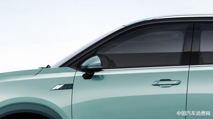 又一爆款將至! 五菱銀標首款SUV官圖發佈-圖3