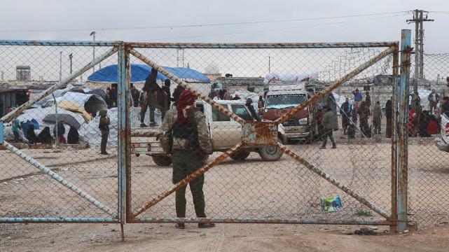 """十名法國""""ISIS新娘""""在敘拘留營內絕食, 施壓法政府要求回國-圖3"""