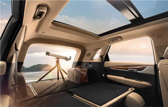 2021款凱迪拉克XT5、XT6全系輕混動車型上市-圖6