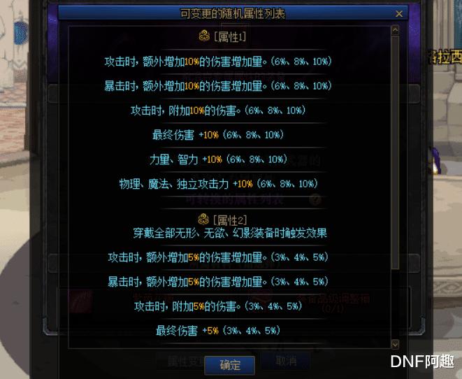 """DNF: 最強防具2件套""""易主"""", 龍血再次封神, 歧路依舊是爆發首選-圖4"""