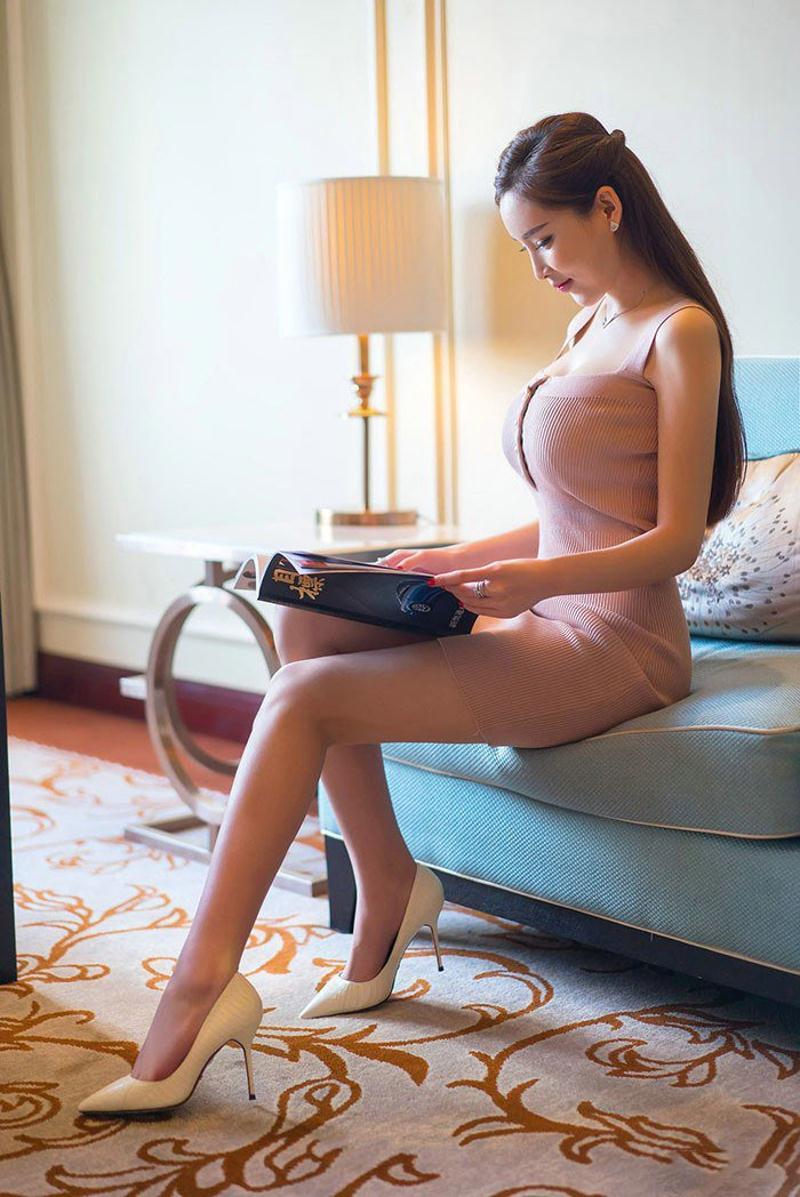 一款包臀裙, 凸显了一个女人的整体风度 3