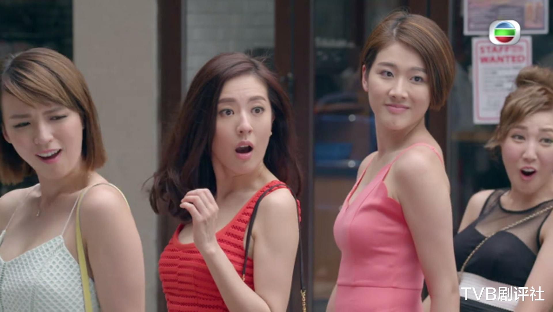 TVB力捧四小花做新劇女主角, 陳曉華僅入行兩年就擔正女一-圖3