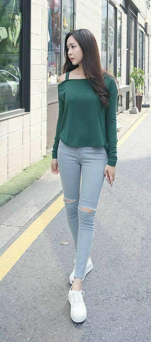 我寻寻觅觅, 到最后还是觉得牛仔裤比较漂亮 5