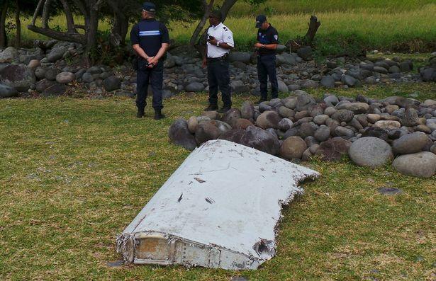 重大突破: 失蹤的馬來西亞航空公司MH370航班可能墜毀的地點-圖4