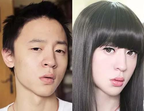 化妆前和化妆后有多大差别? 网友: 我就服最后一个 7