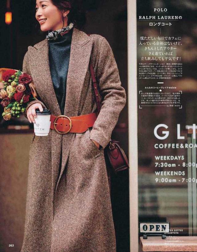 大衣搭配没那么难! 适合25+女生的12套日常穿搭, 美翻整个冬季!