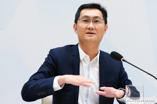 广东省10大富豪排行榜, 马化腾名列榜首。
