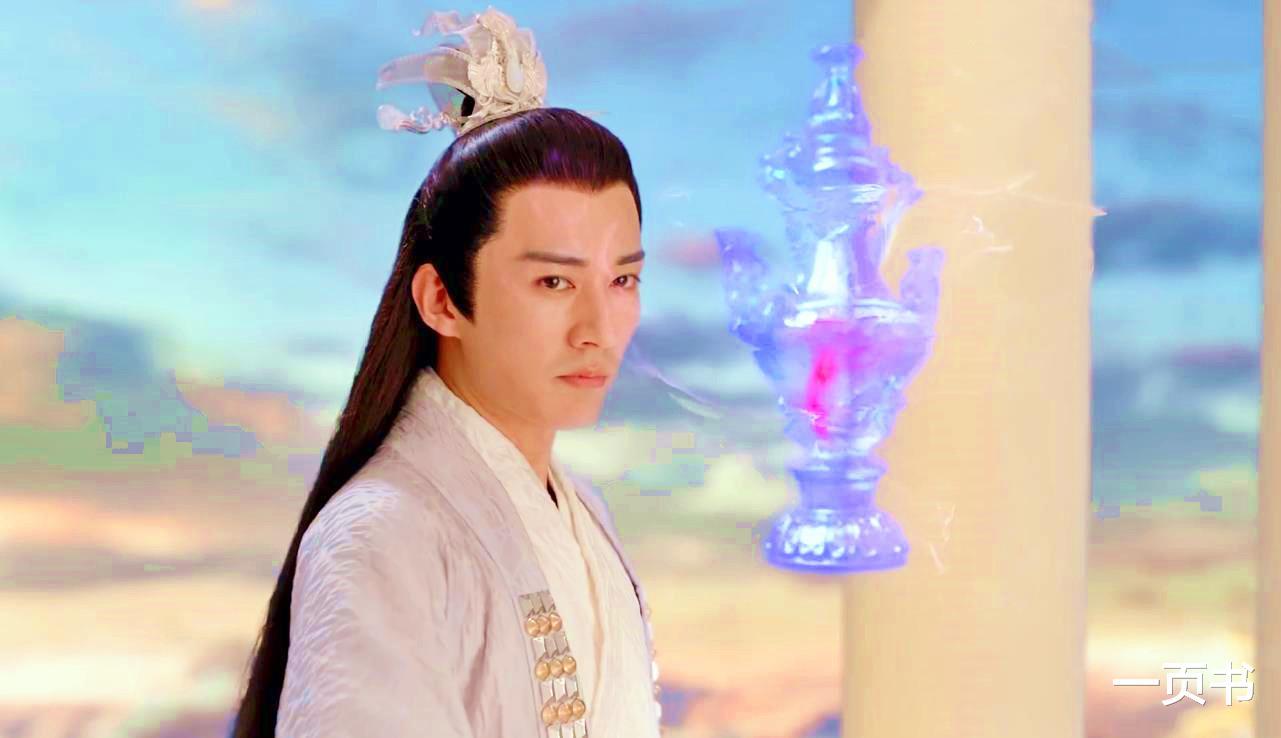 《琉璃》後又一仙俠劇將上線, 劉學義再演男二, 這一次他為愛毀三界-圖1