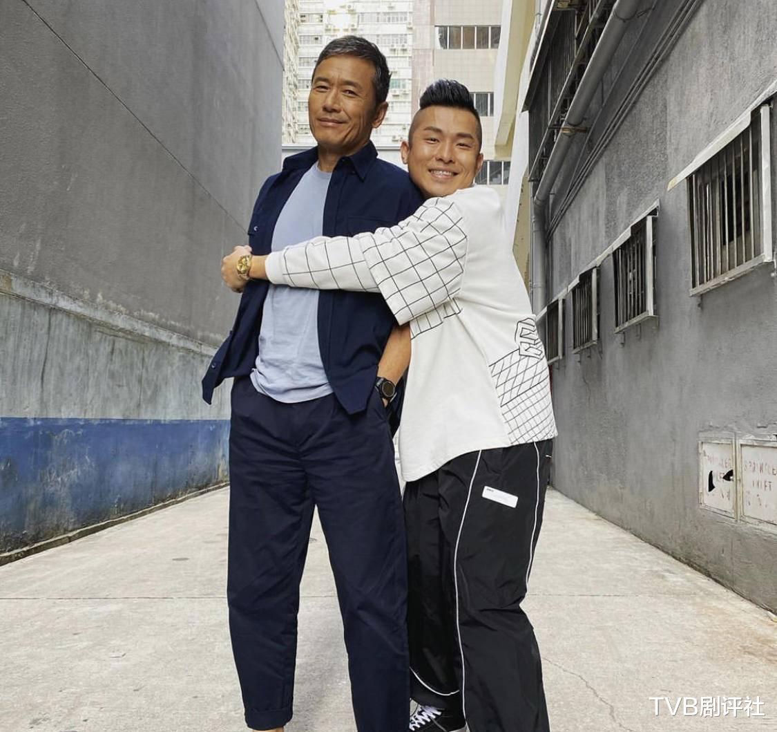 恭喜! TVB綠葉方紹聰邀發展中異性擔節目嘉賓, 大爆兩人相識過程-圖2