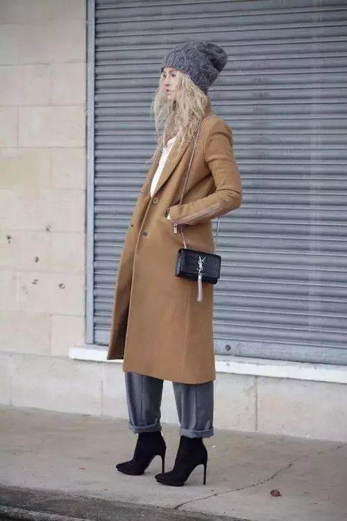 今年秋冬流行不露腿! 有这3条裤子才时髦! 31