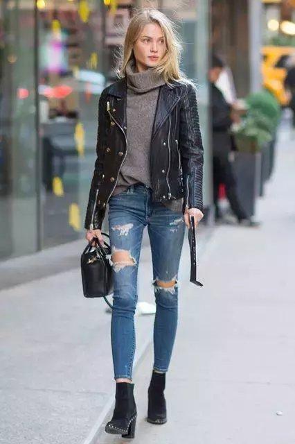 今年秋冬流行不露腿! 有这3条裤子才时髦! 14