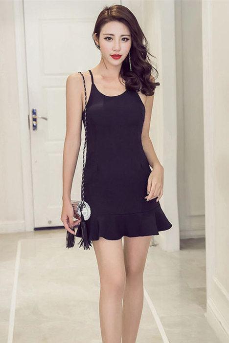 旗袍包臀裙摩登还朴实, 让你的好身材一览无余, 曲线美更迷人
