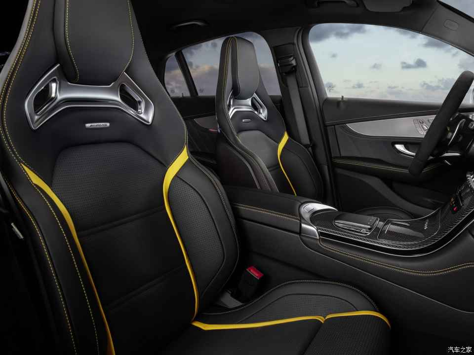 售96.58萬起 新款AMG GLC 63系列上市-圖8