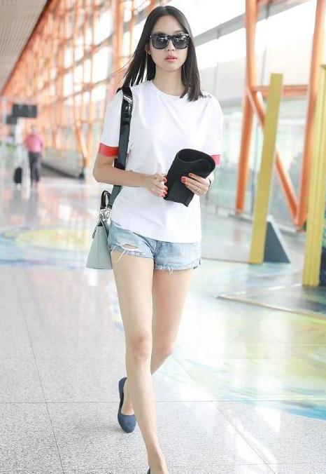 """""""中國第一美女""""身材有多好? 鏡頭拉近後, 這顏值還有啥好說的!-圖3"""