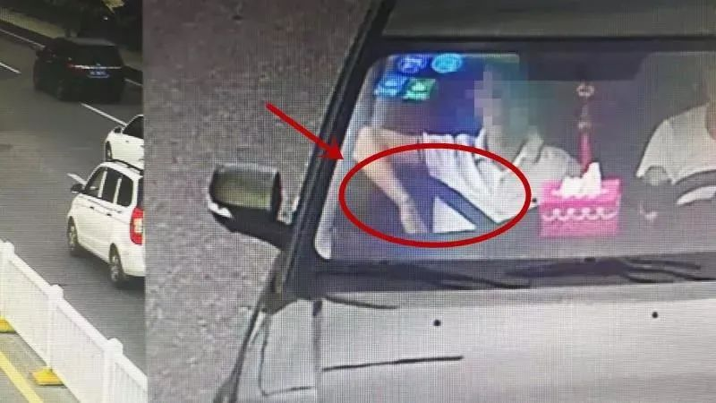 22日起, 鄭州開始抓拍副駕駛不系安全帶!-圖5