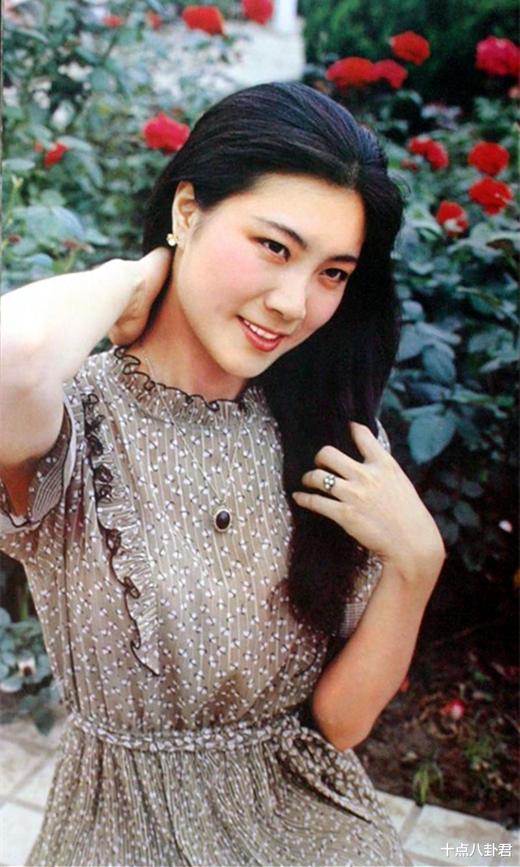 80年代女演員陳燁,出國留學嫁美國人,如今65歲怎麼樣瞭?-圖3