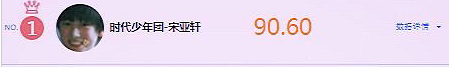 高人氣排行TOP5, 王一博肖戰頂流下跌, 第一名的他沒有代表作-圖6