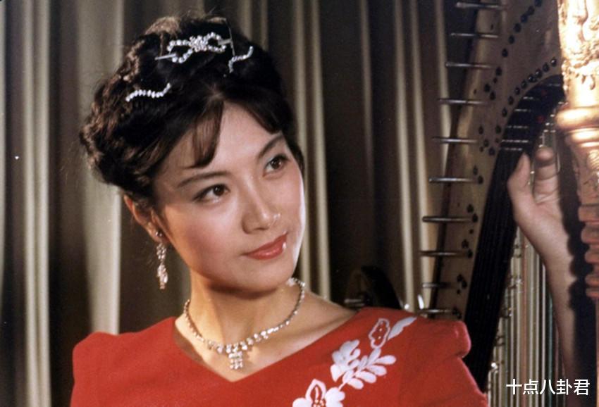 80年代女演員陳燁,出國留學嫁美國人,如今65歲怎麼樣瞭?-圖7
