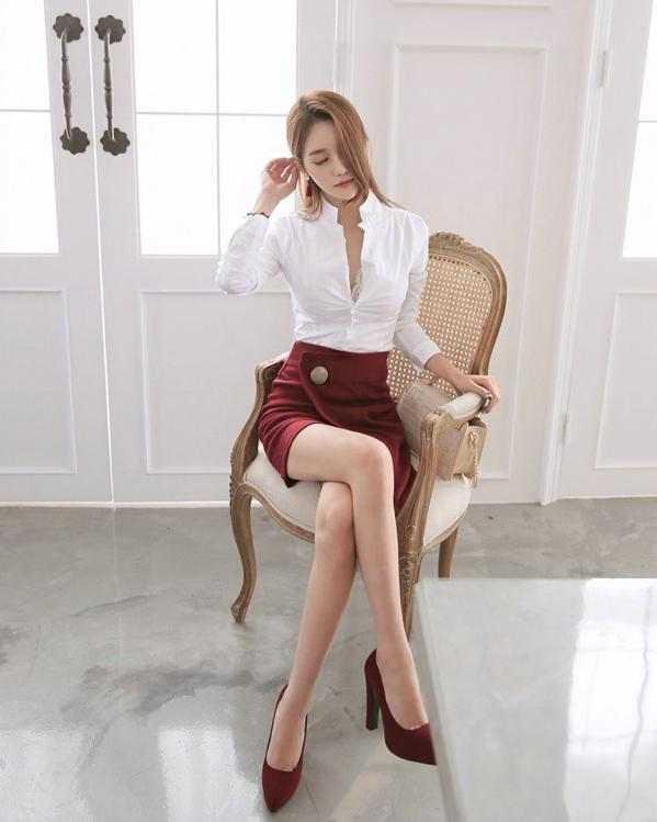 短裙给你不一样的美, 秀出可人魅力 5