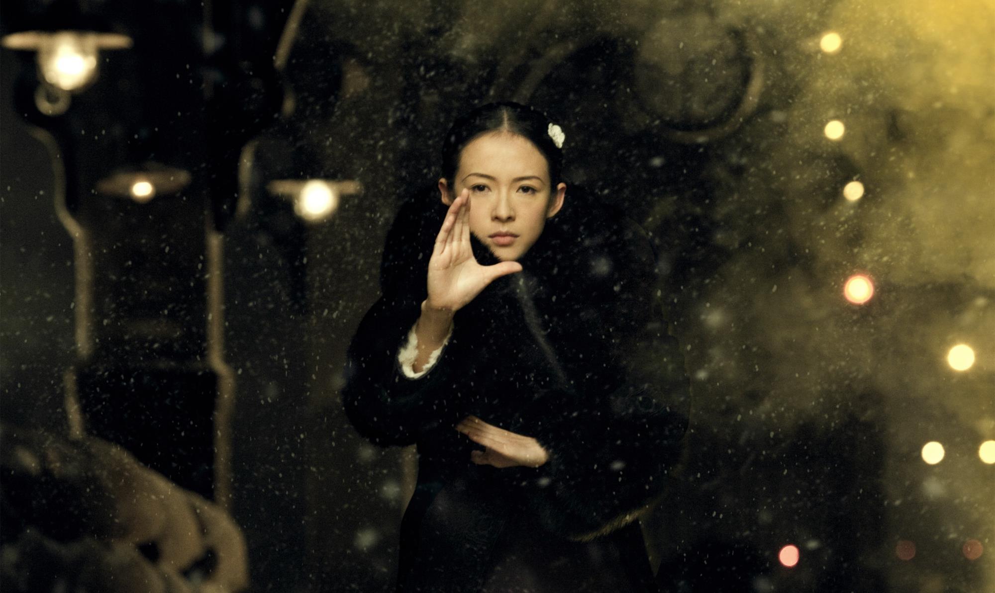"""41歲章子怡演""""陳念"""", 兩代謀女郎隔空對決, 演技高低一目瞭然-圖9"""