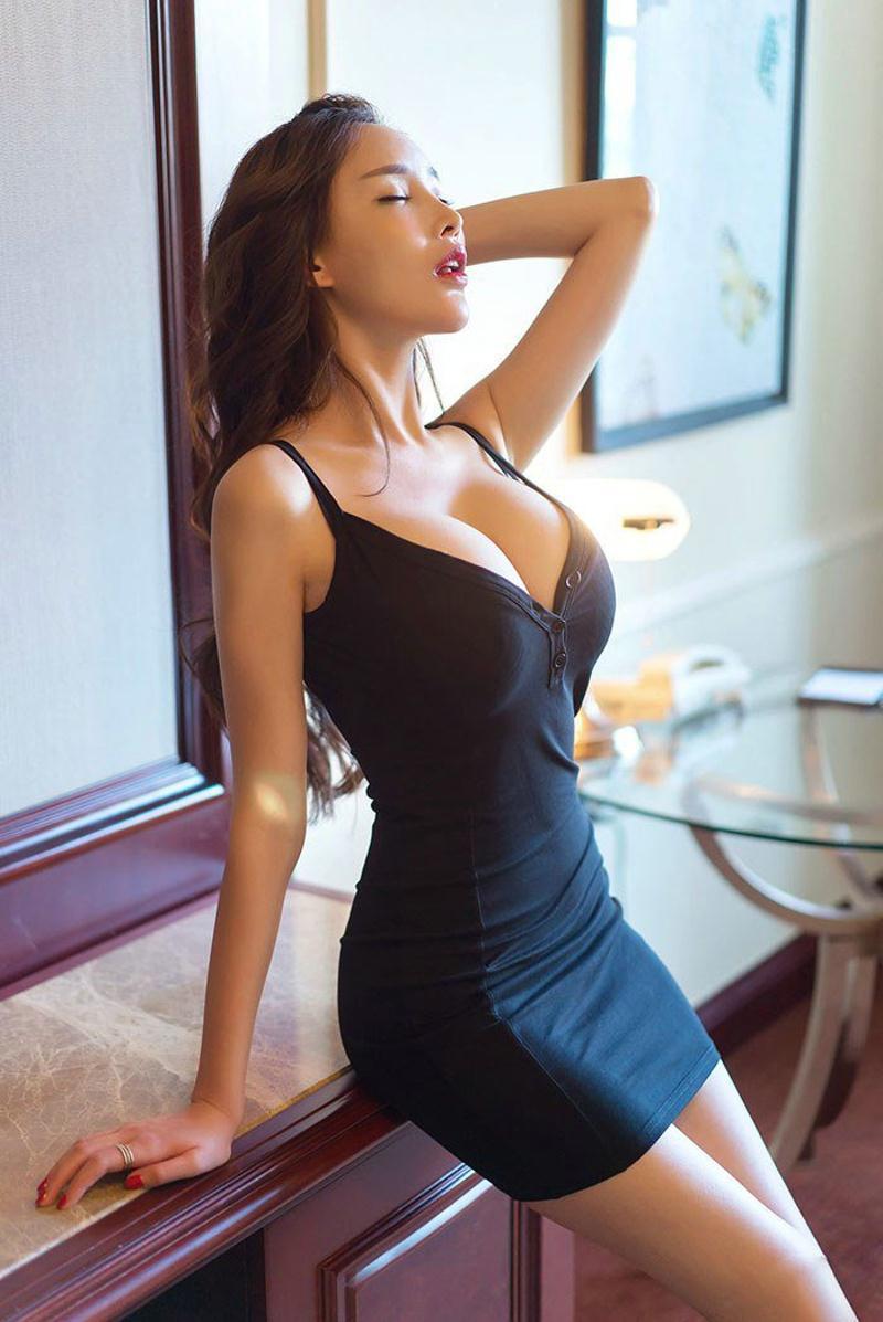 一款包臀裙, 凸显了一个女人的整体风度 1