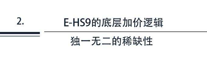 """比肩奔馳大G, 豐田埃爾法, 紅旗E-HS9將是下一款""""加價神車""""?-圖7"""