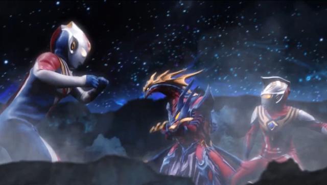 奧特銀河格鬥PV2: 新增四位角色, 黑化前的托雷基亞露面-圖6