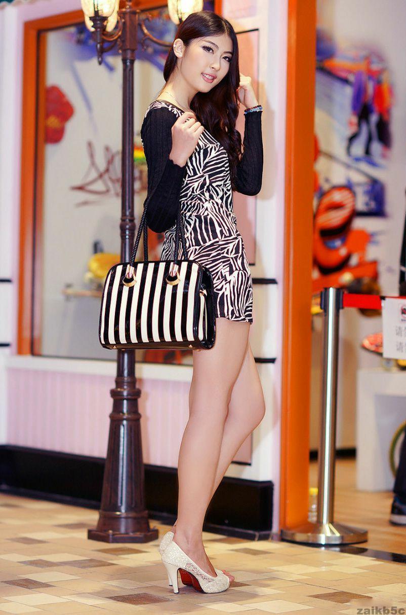 紧身裙魅力显女人味, 优雅迷人 5