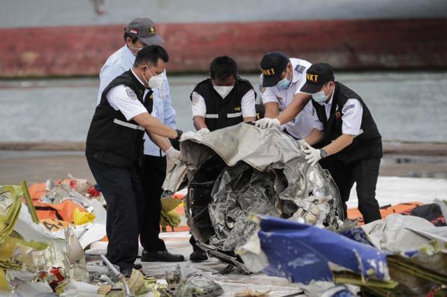 印尼波音737客機失事初步調查公佈-圖1
