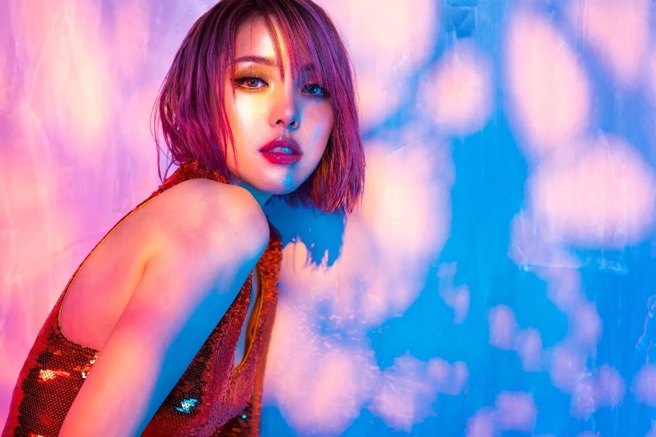 热巴美若天仙的秘密终于被我找到了, 揭秘秋冬T台最夯彩妆趋势