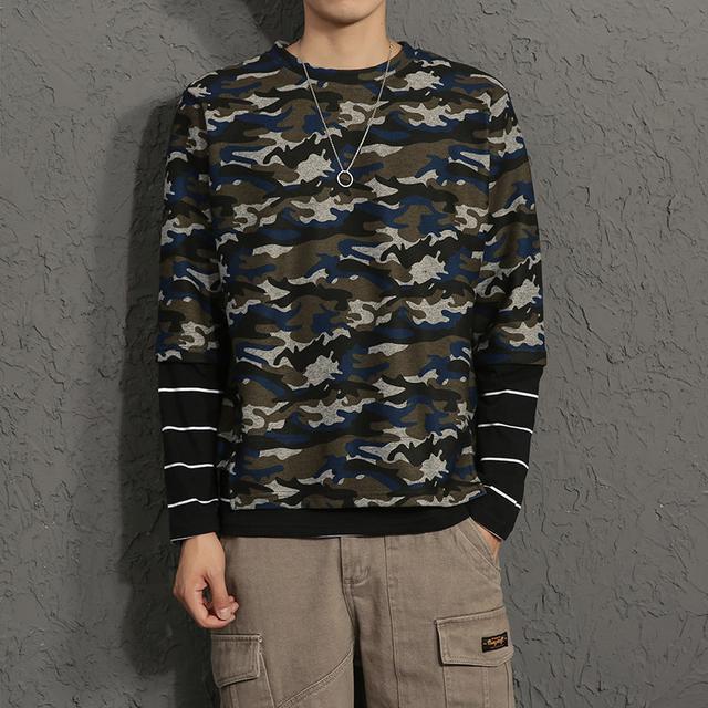 最近流行这样的男卫衣, 穿上立马变身魅力男! 显高不纠结 9
