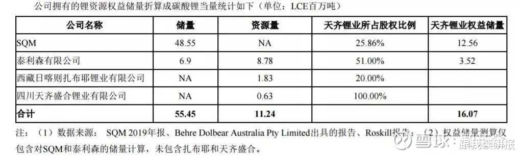 股市分析: 天齊鋰業估值合理嗎?-圖9